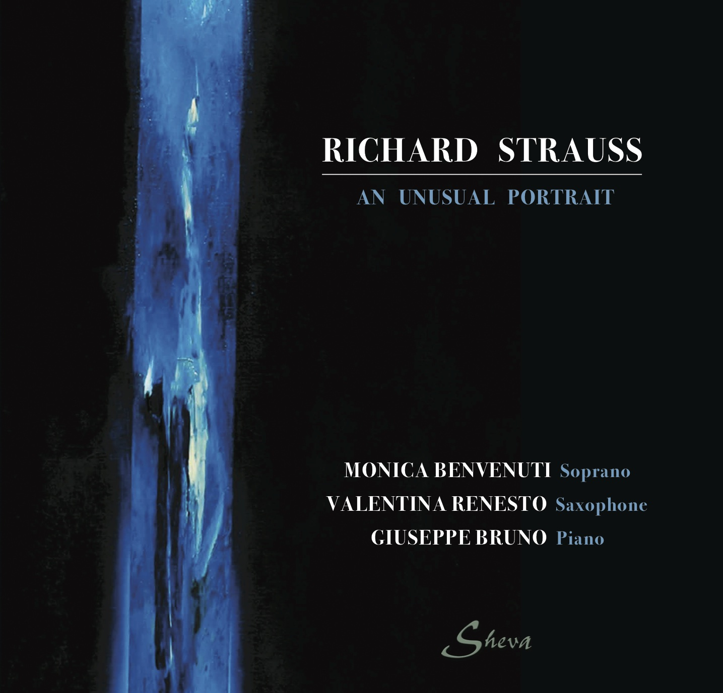 SHEVA 162 RICHARD STRAUSS An Unusual Portrait
