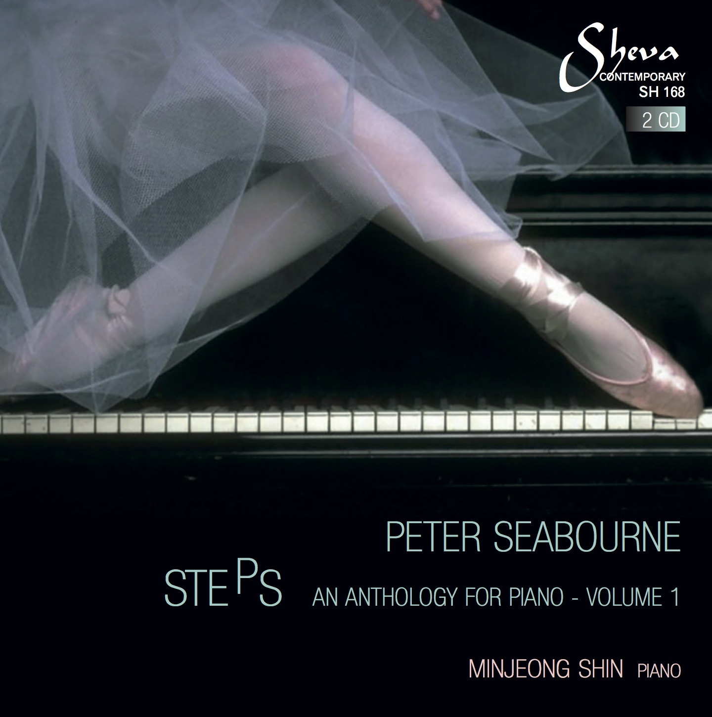 SHEVA 168 PETER SEABOURNE Steps -volume 1