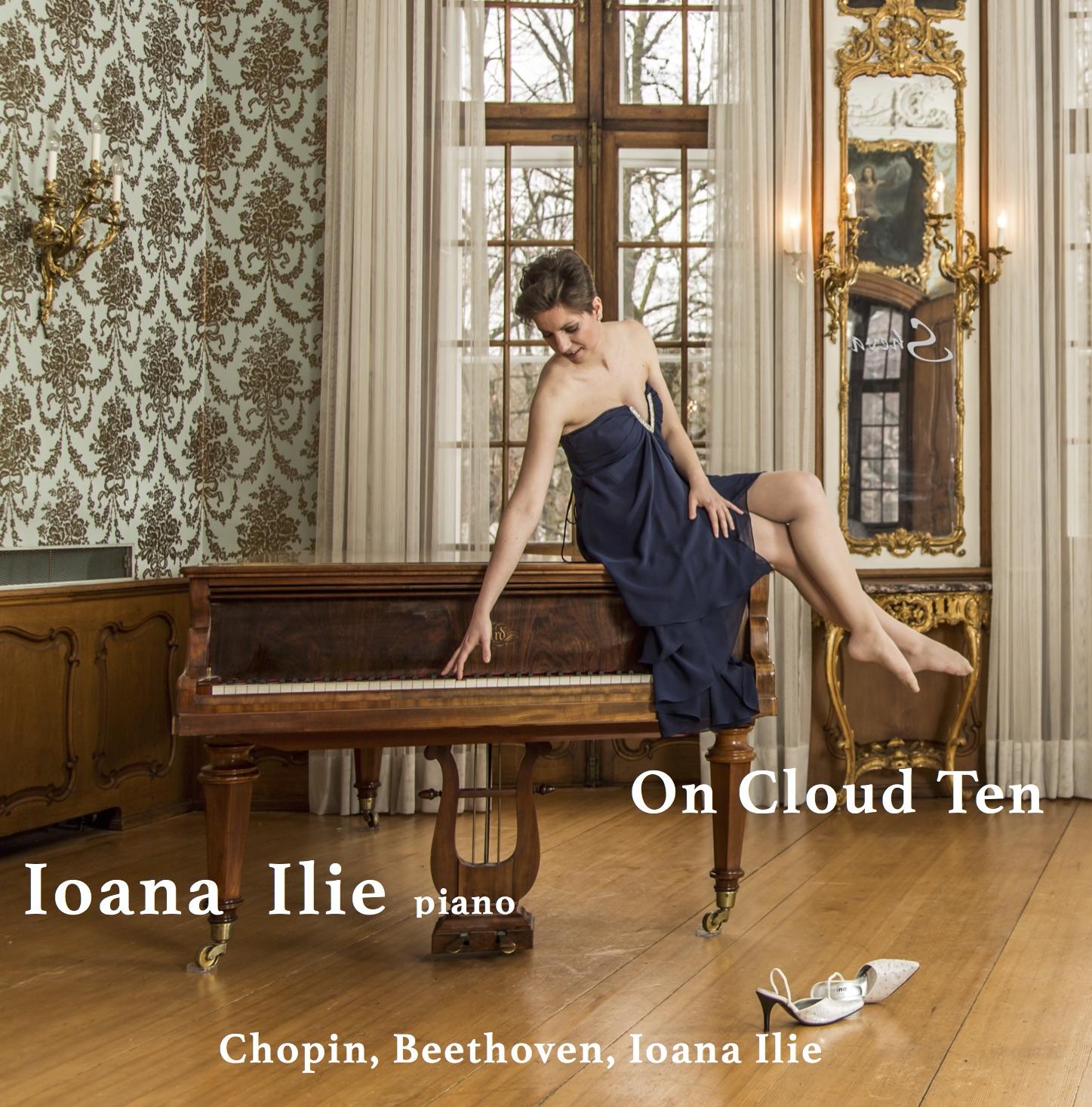 SHEVA 180 IOANA ILIE - On Cloud Ten