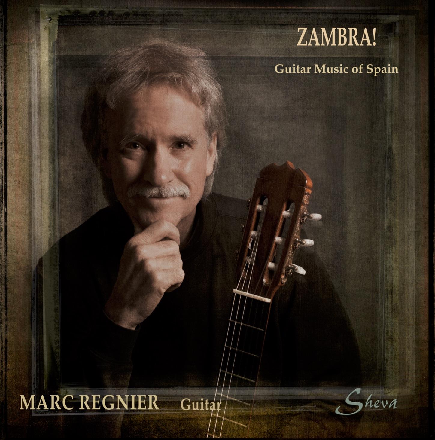 SHEVA 187 ZAMBRA! Guitar Music of Spain