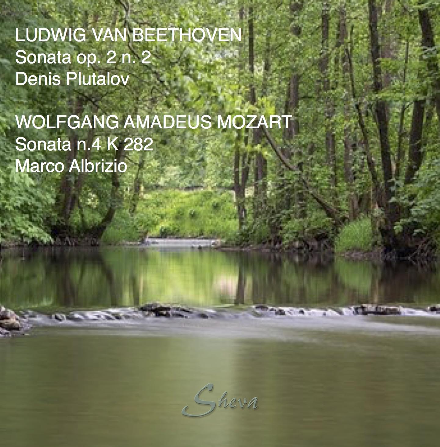 SHEVA 201 ENCORE - Beethoven Mozart