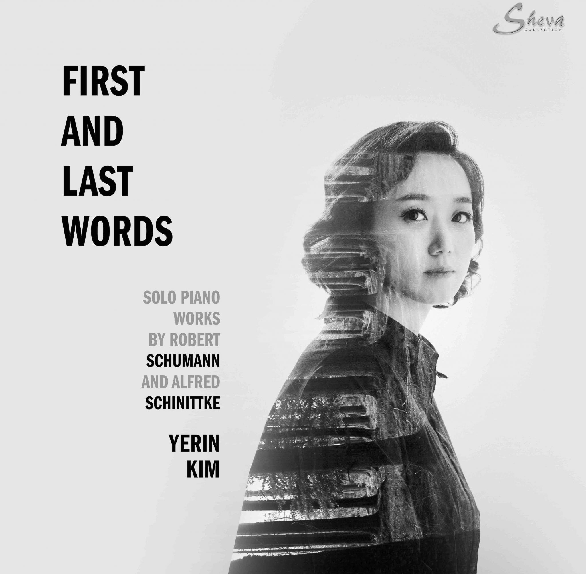 SHEVA 217 FIRST AND LAST WORDS - Yerin Kim, piano