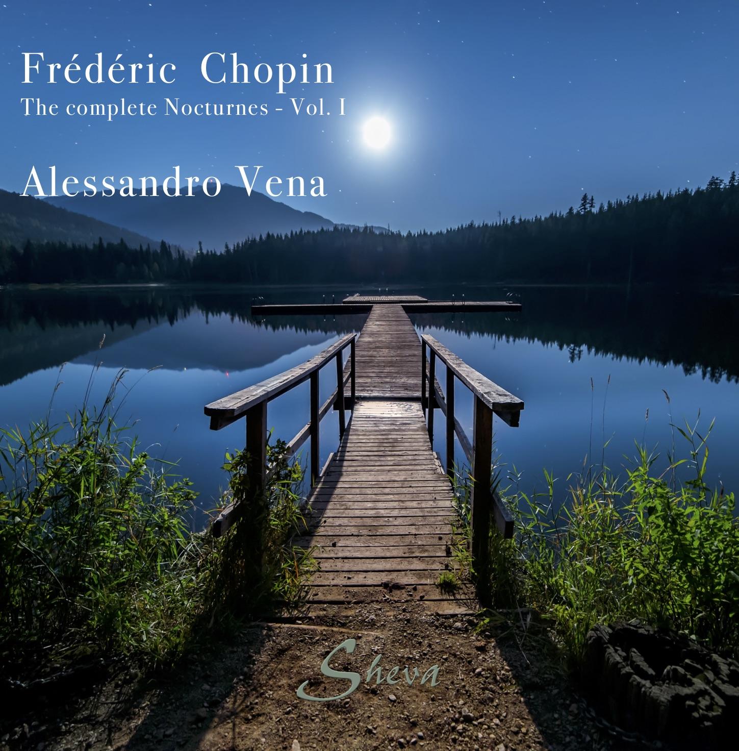 SHEVA 222 CHOPIN Complete Nocturne Vol 1