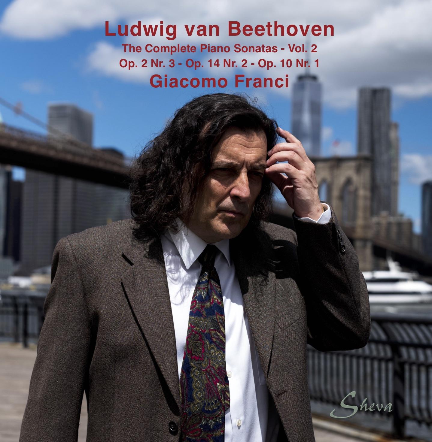 SHEVA 227  Beethoven Piano Sonatas Vol 2