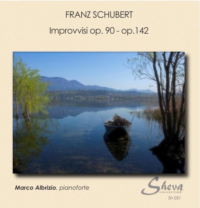 Sheva 051 Franz Schubert Improvvisi op. 90 - op. 142