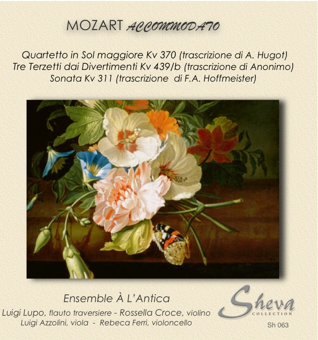 Sheva 063 Mozart Accommodato