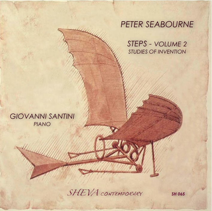 Sheva 065 PETER SEABOURNE  - Steps Volume 2