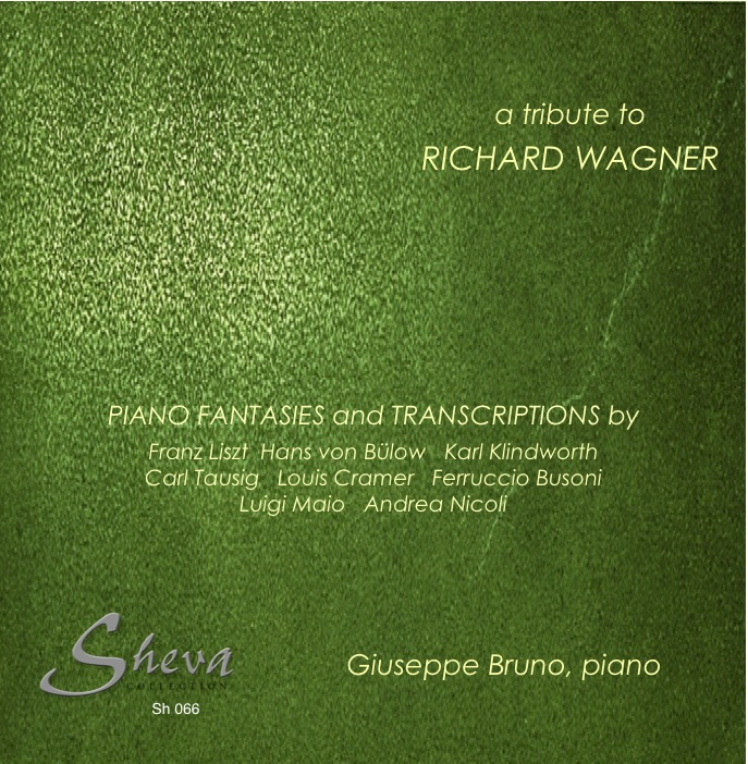 Sheva 066  A tribute to RICHARD WAGNER