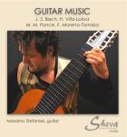 Sheva 038 GUITAR MUSIC Massimo Stefanizzi