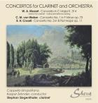 Sheva 040 Concertos for Clarinet and Orchestra